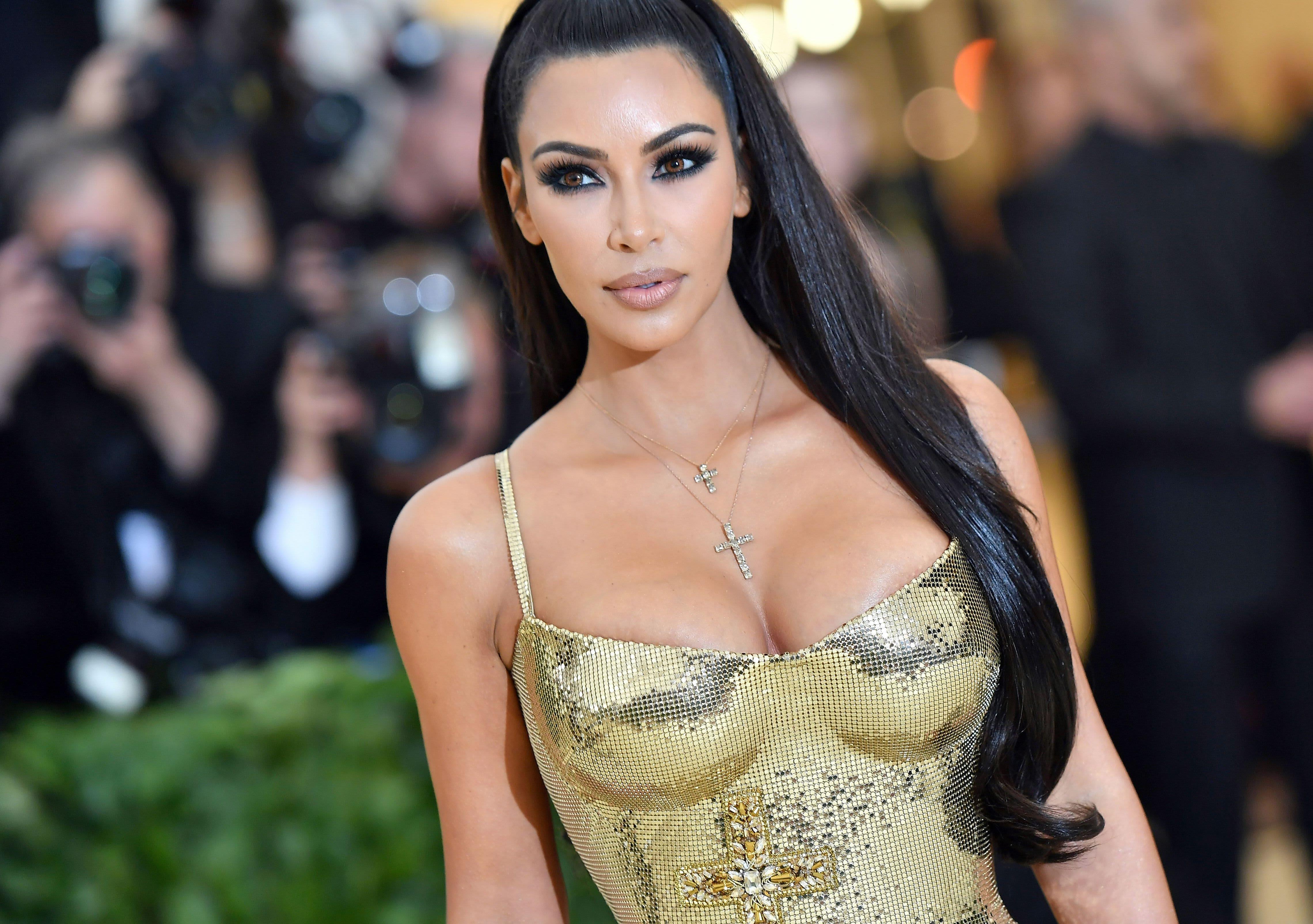 Kim Kardashian Is Renaming Her Kimono Company After Causing Uproar