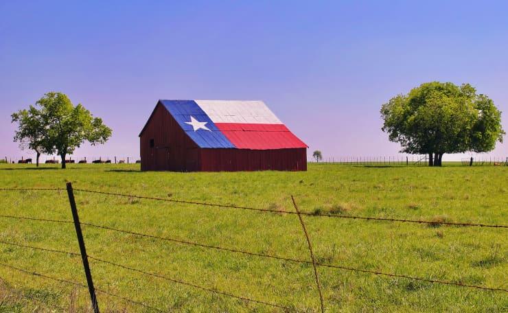 GP: 2019 Top States: Texas farm and barn