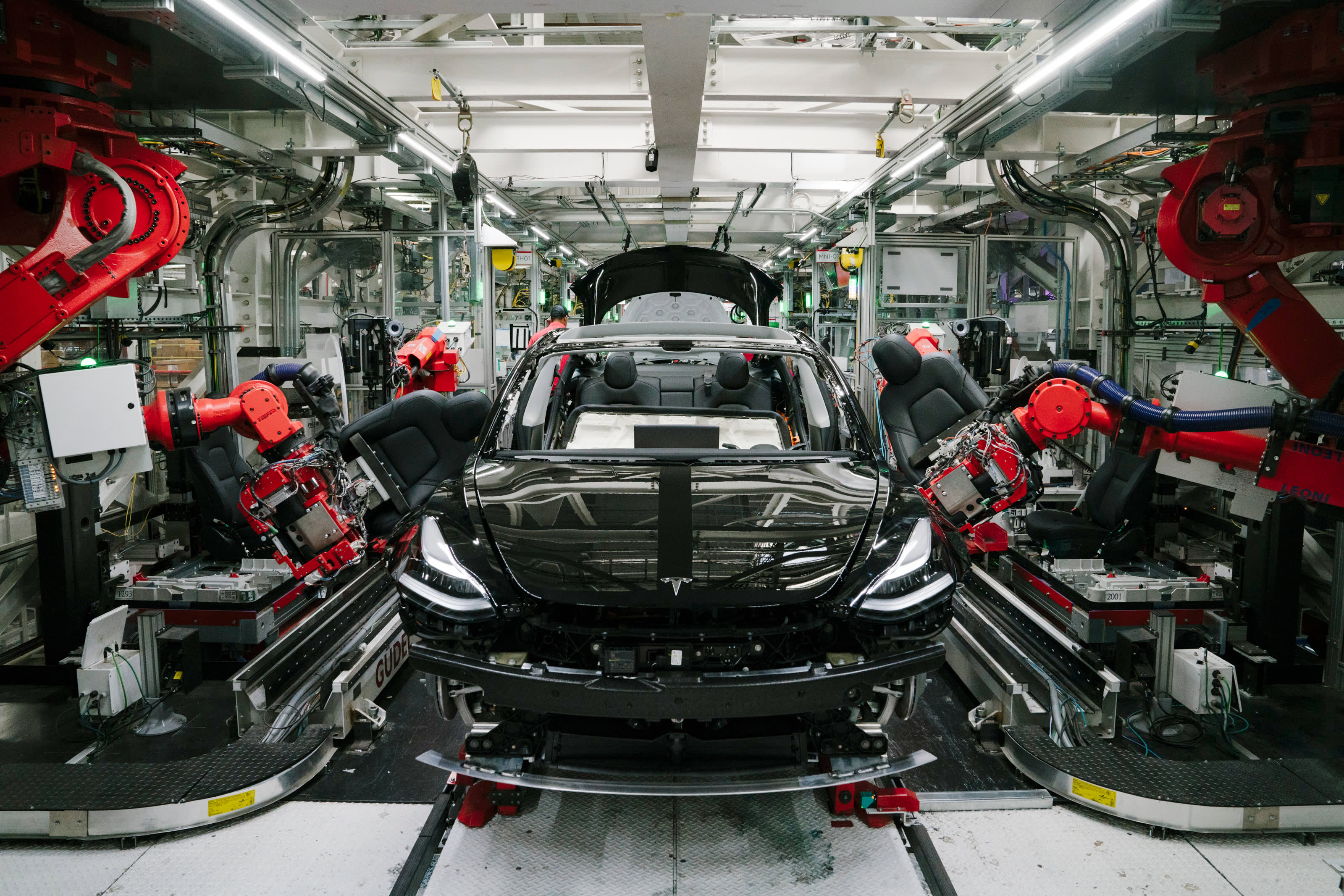 Tesla employees say they took shortcuts, worked through harsh conditions to meet Model 3 production goals