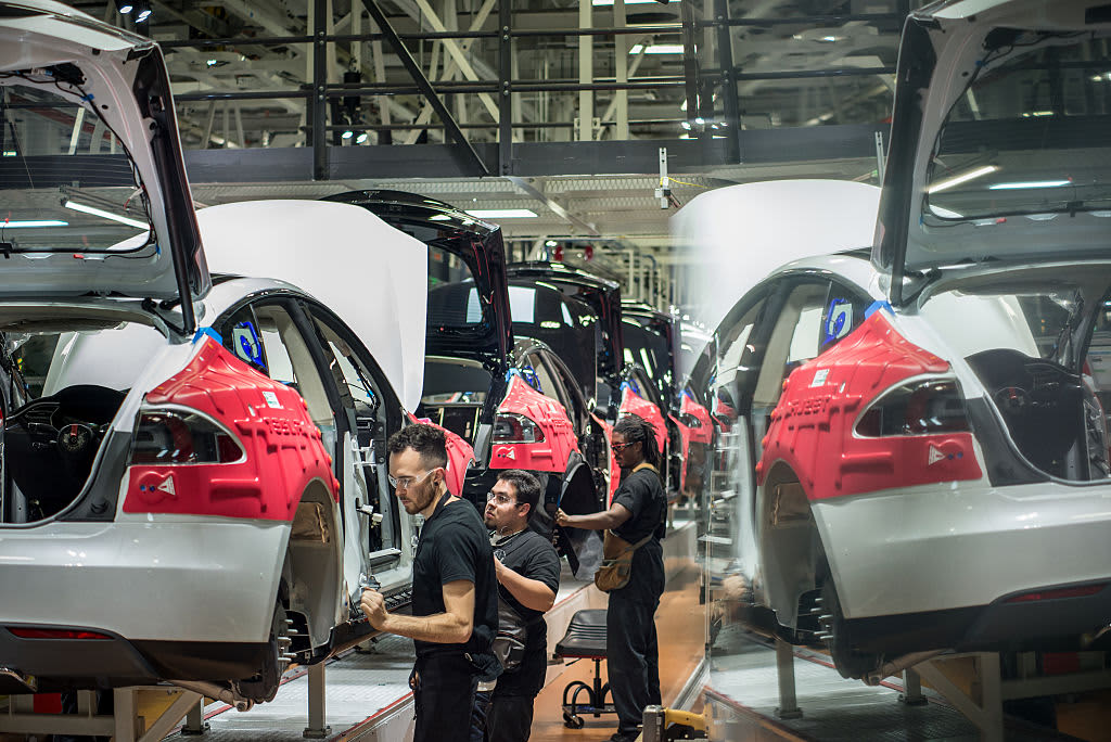 Tesla proved it can hit production targets. Now investors want to see profits