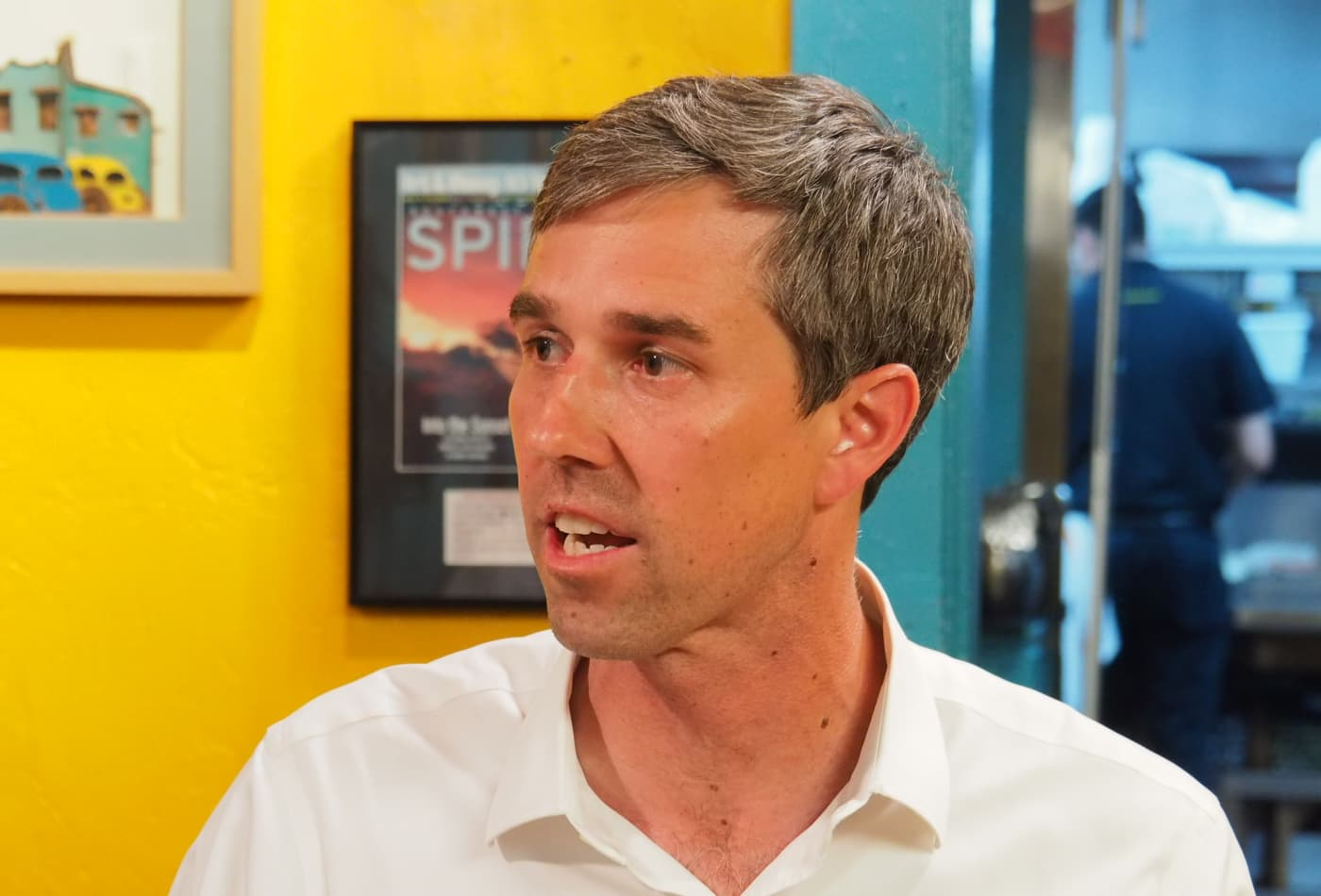 Beto O'Rourke begins filling in the blanks on the economy, taxes and entitlements