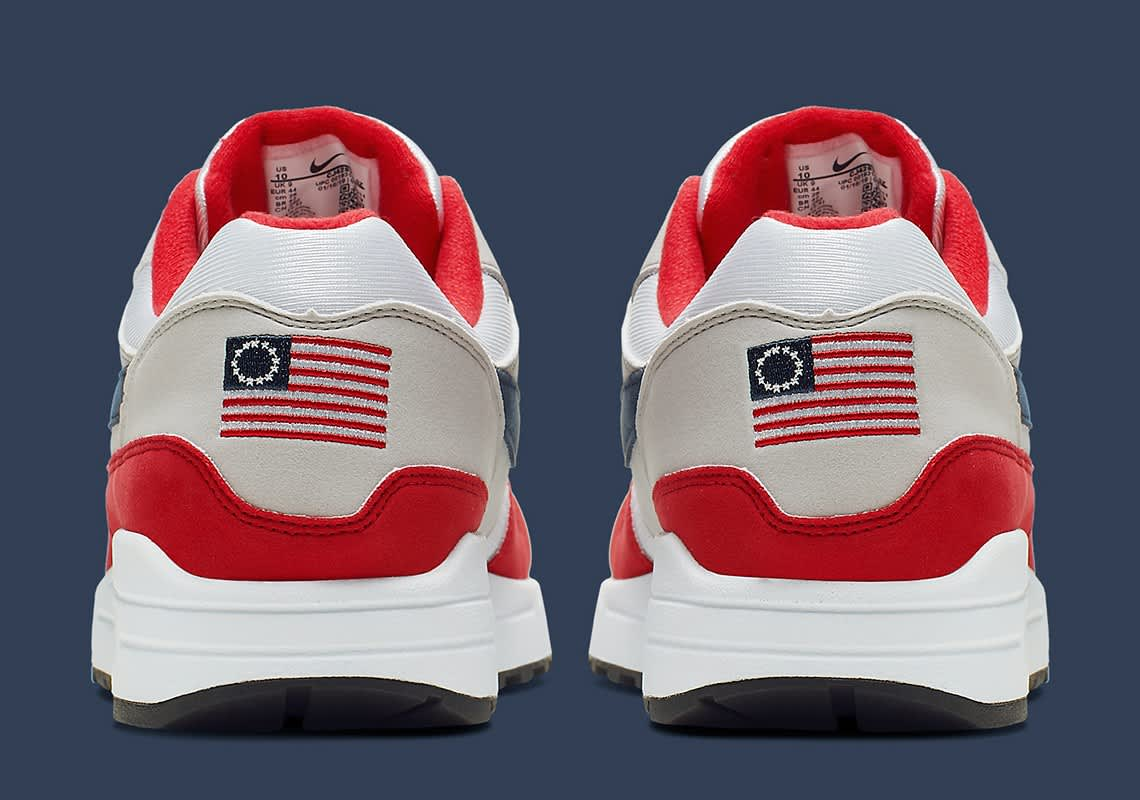 f1c7fad880a Nike comments on decision to pull sneaker featuring Betsy Ross flag