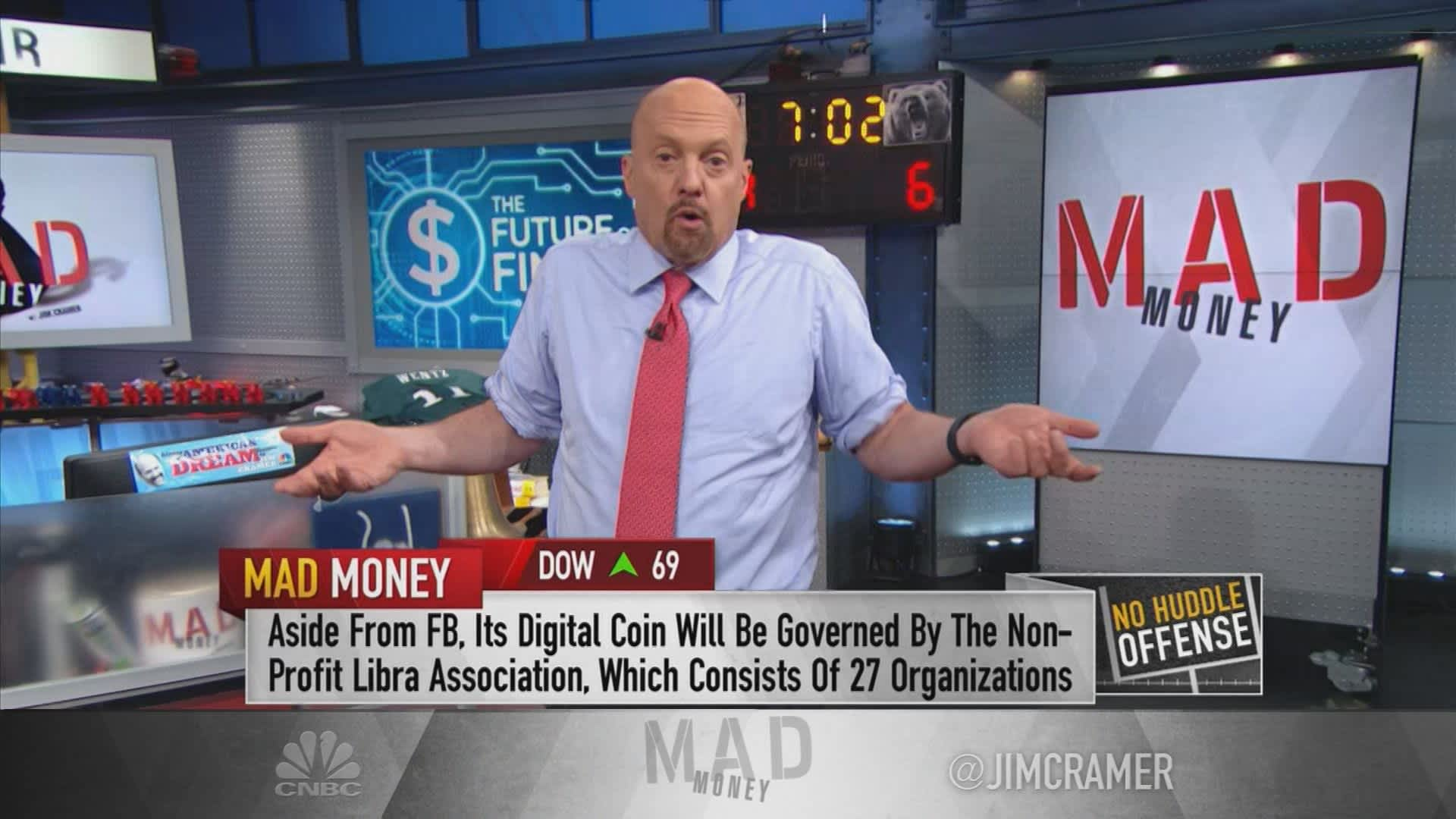 mad money jim cramer cryptocurrency