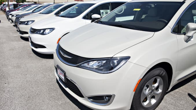 US auto sales down in 2019 but still top 17 million