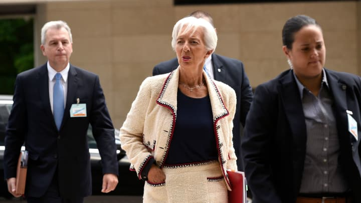 'Credibility risk': Market watchers give their verdict on Lagarde's ECB nomination