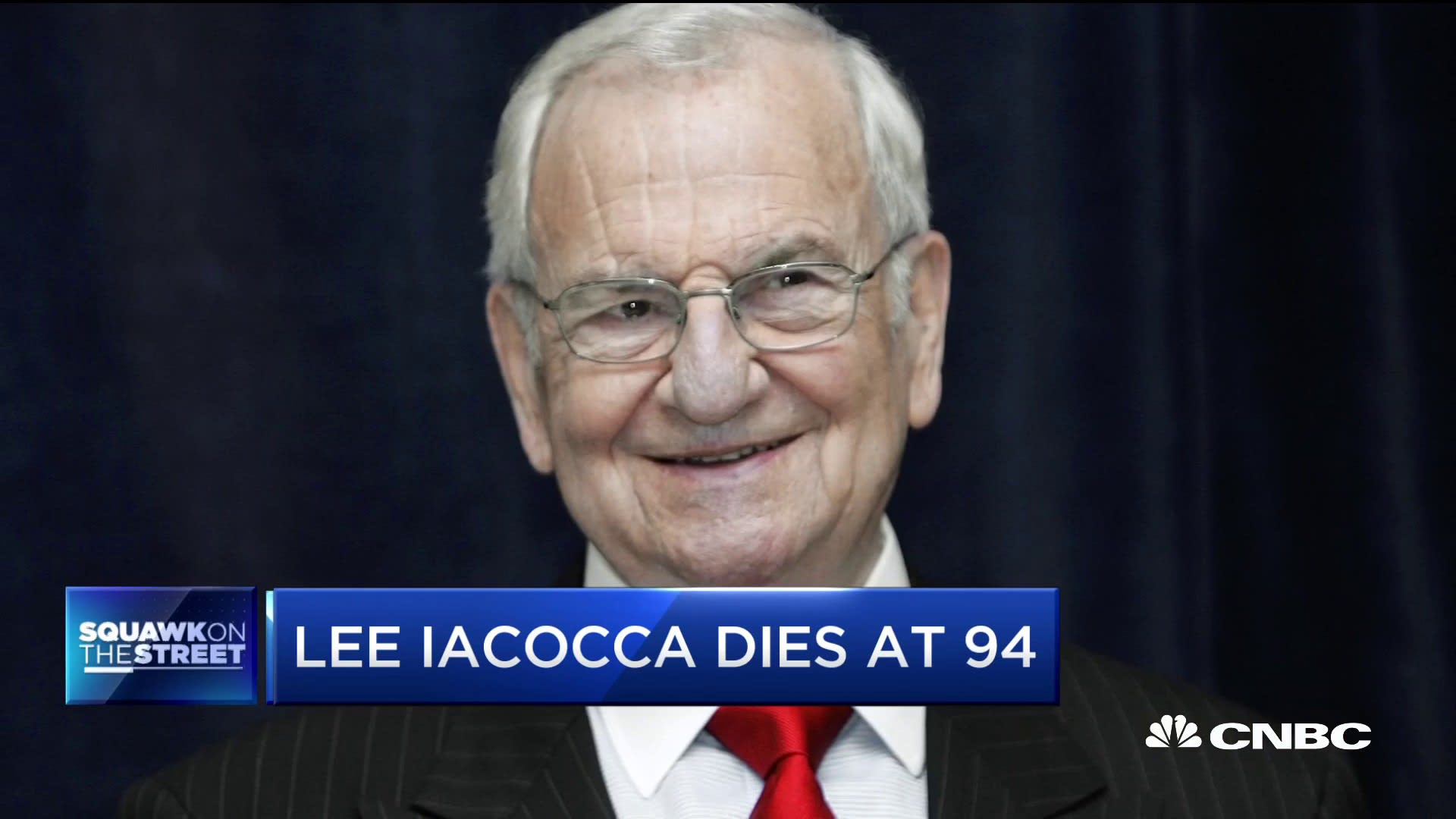 lee iacocca idézetek Lee Iacocca, auto industry icon, dead at 94