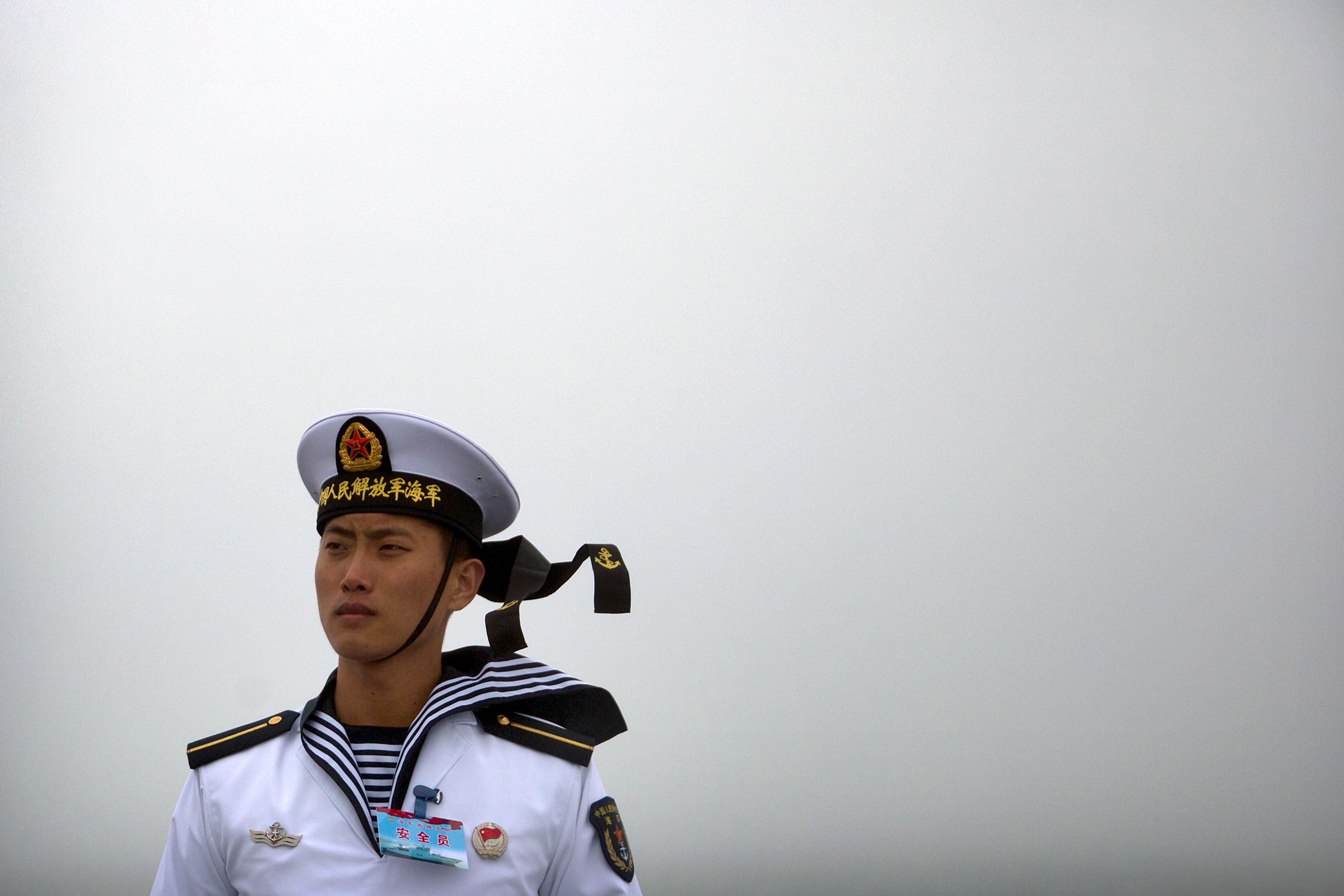 Pentagon condemns 'truly disturbing' Chinese missile tests in South China Sea