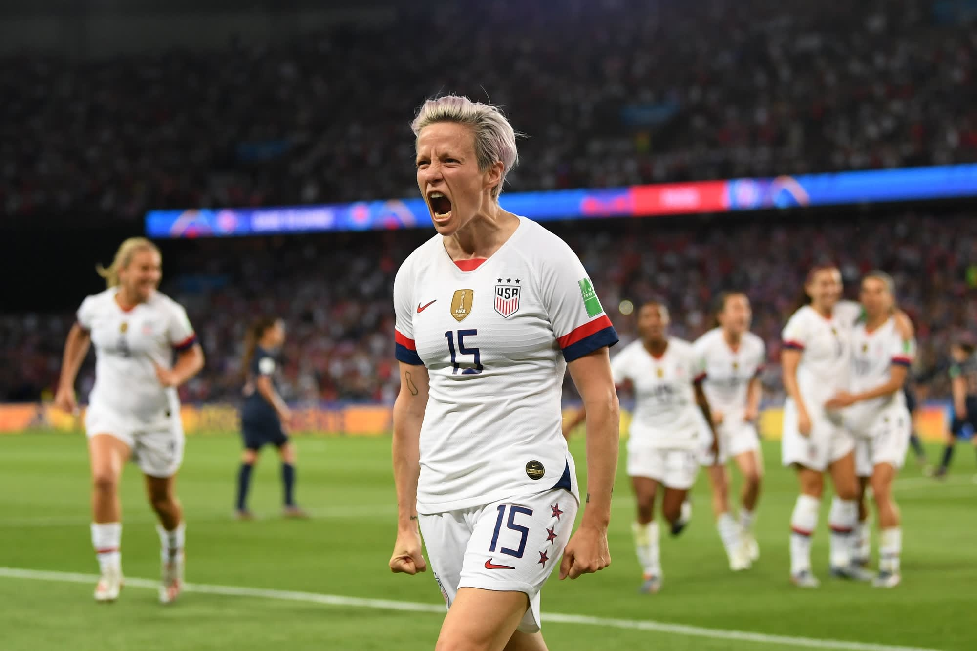 Meet the members of the U.S. soccer team for 2019 Womens