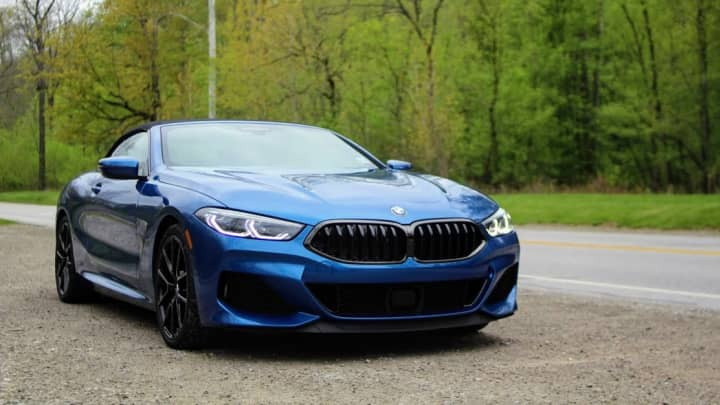 Review: The $126,000 2019 BMW M850i convertible isn't worth the money