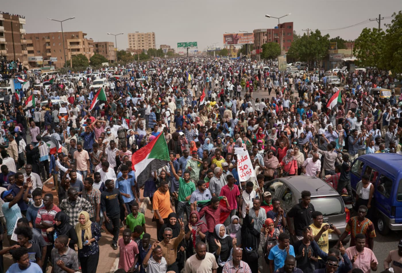 Democracy, trade and terror: Africa's winners and losers in 2020