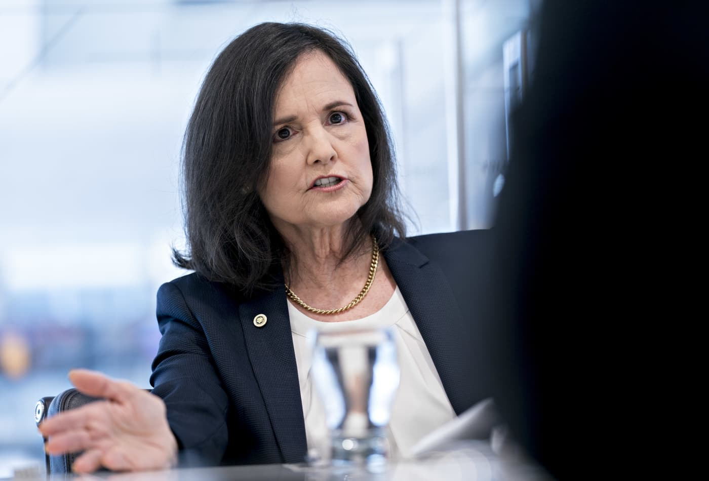 Trump's Fed pick Judy Shelton faces obstacles to confirmation