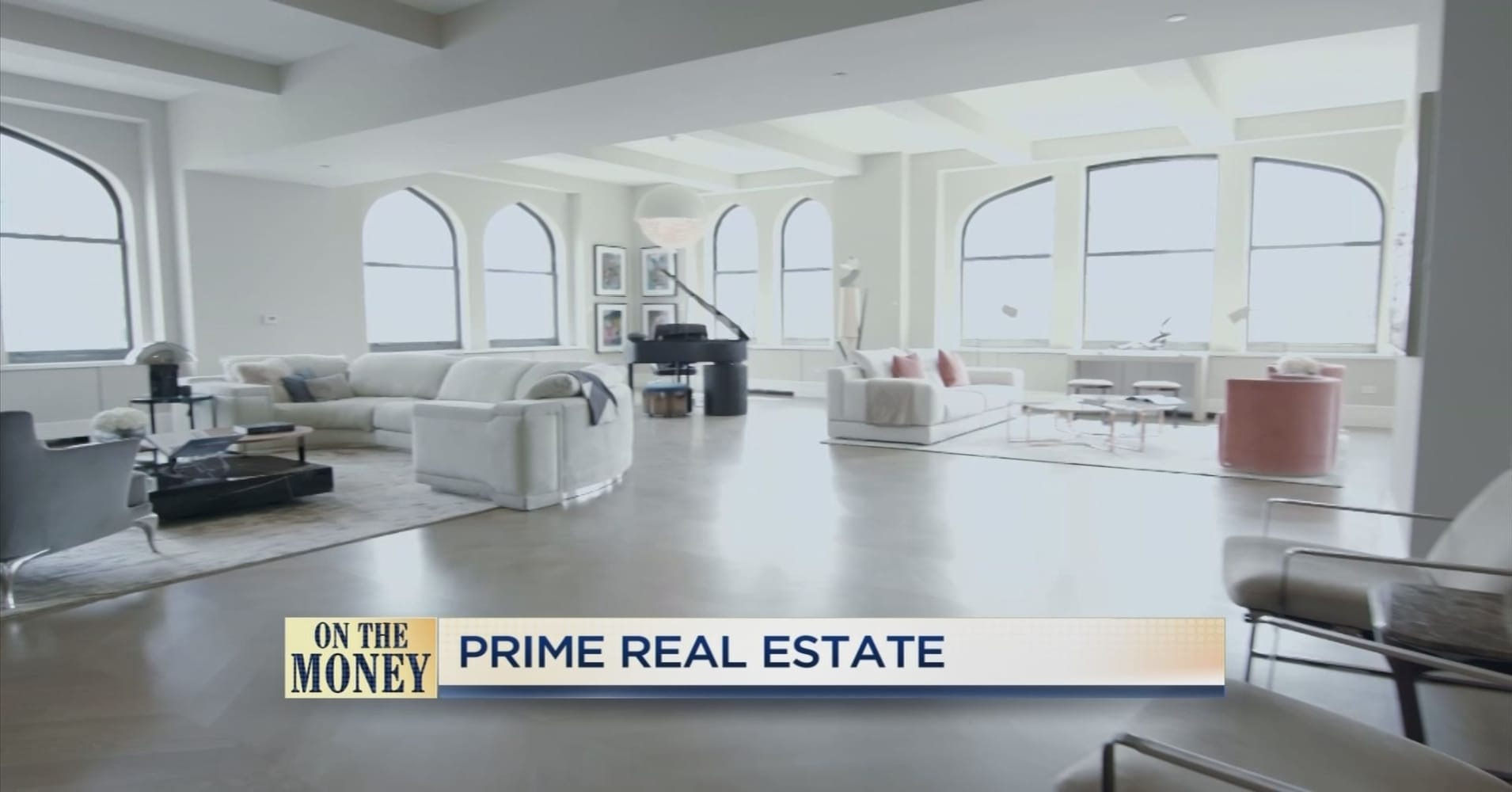 Inside the world's richest man's apartment