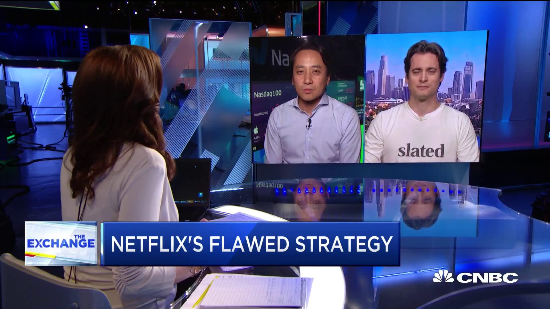 Netflix's strategy coming back to bite them, says expert