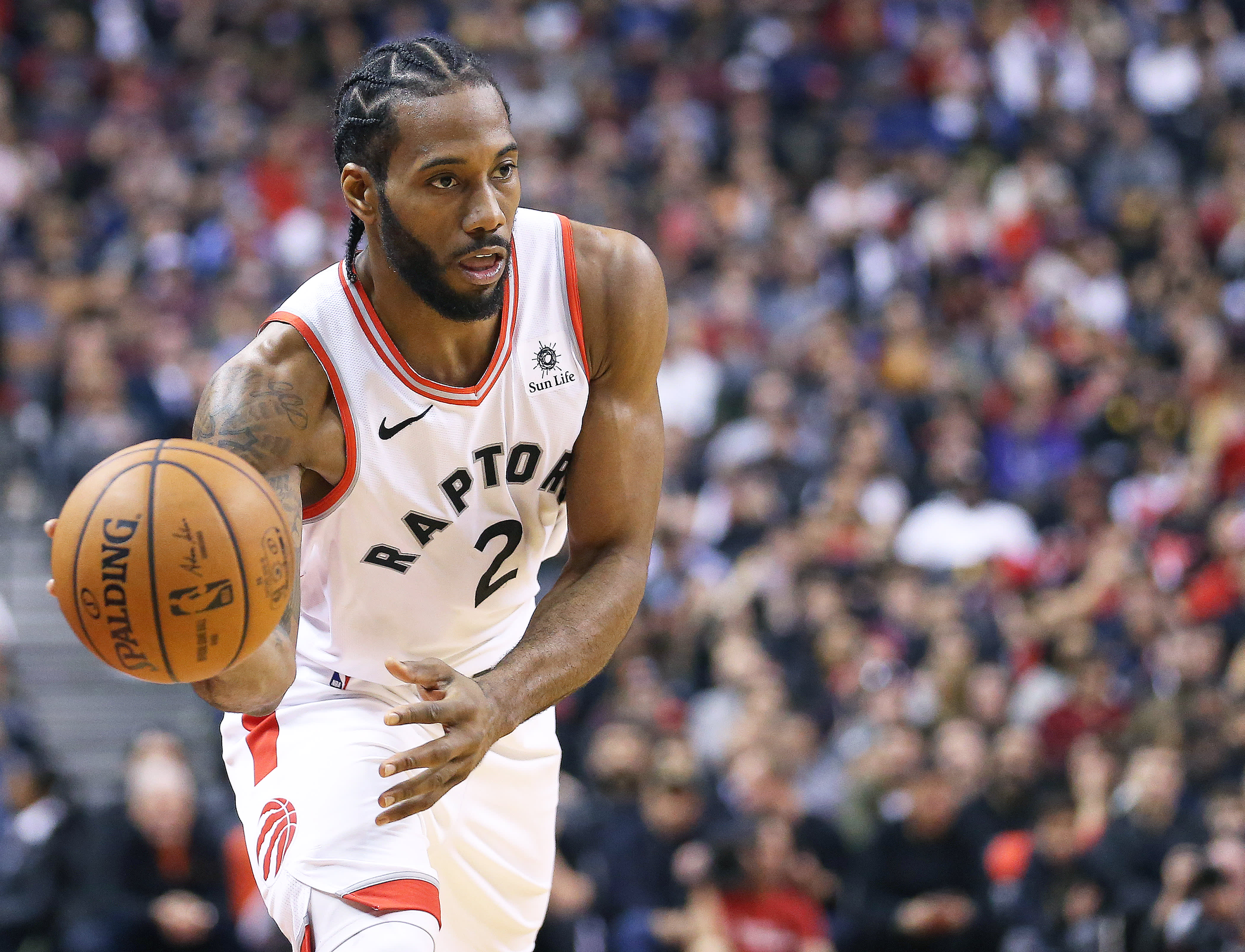 NBA stars Kawhi Leonard and Paul George are joining the LA Clippers