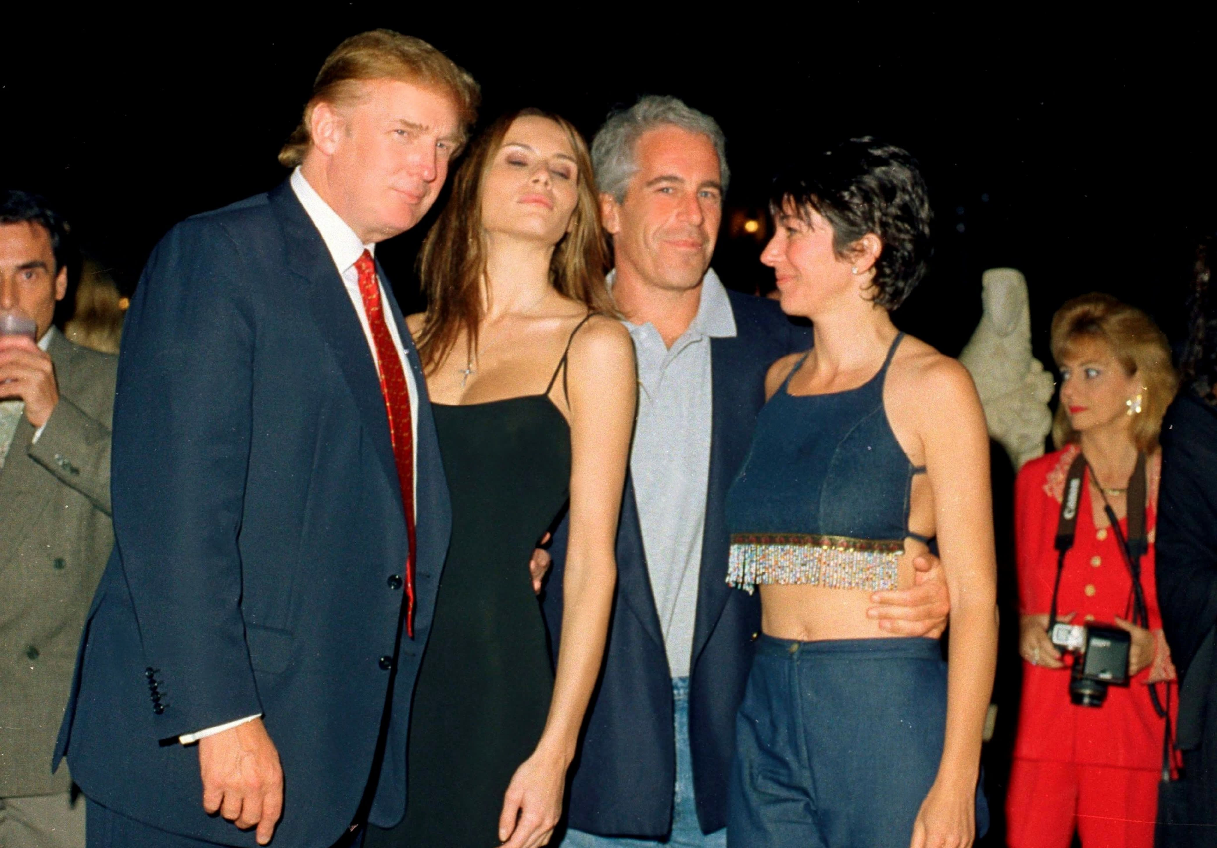 Trump retweets conspiracy theory about Bill Clinton after Jeffrey Epstein's death by suicide