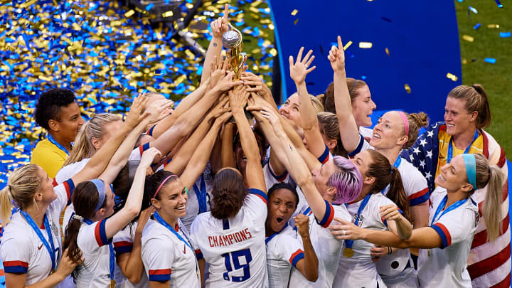 Cheers for US women's World Cup win, but boos over prize money
