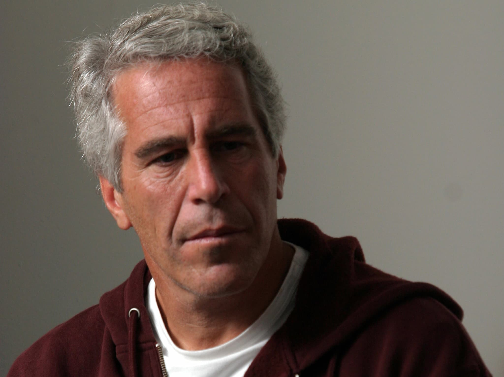 Jeffrey Epstein seen with young girls on his plane in 2018 as authorities eyed his travel abroad