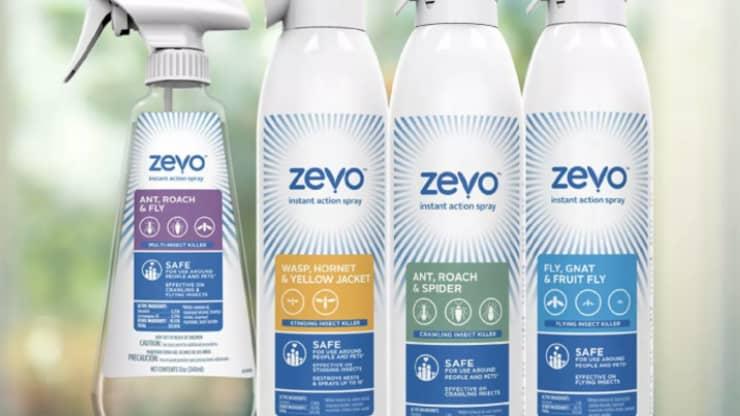 H/O: P&G Zevo bug sprays