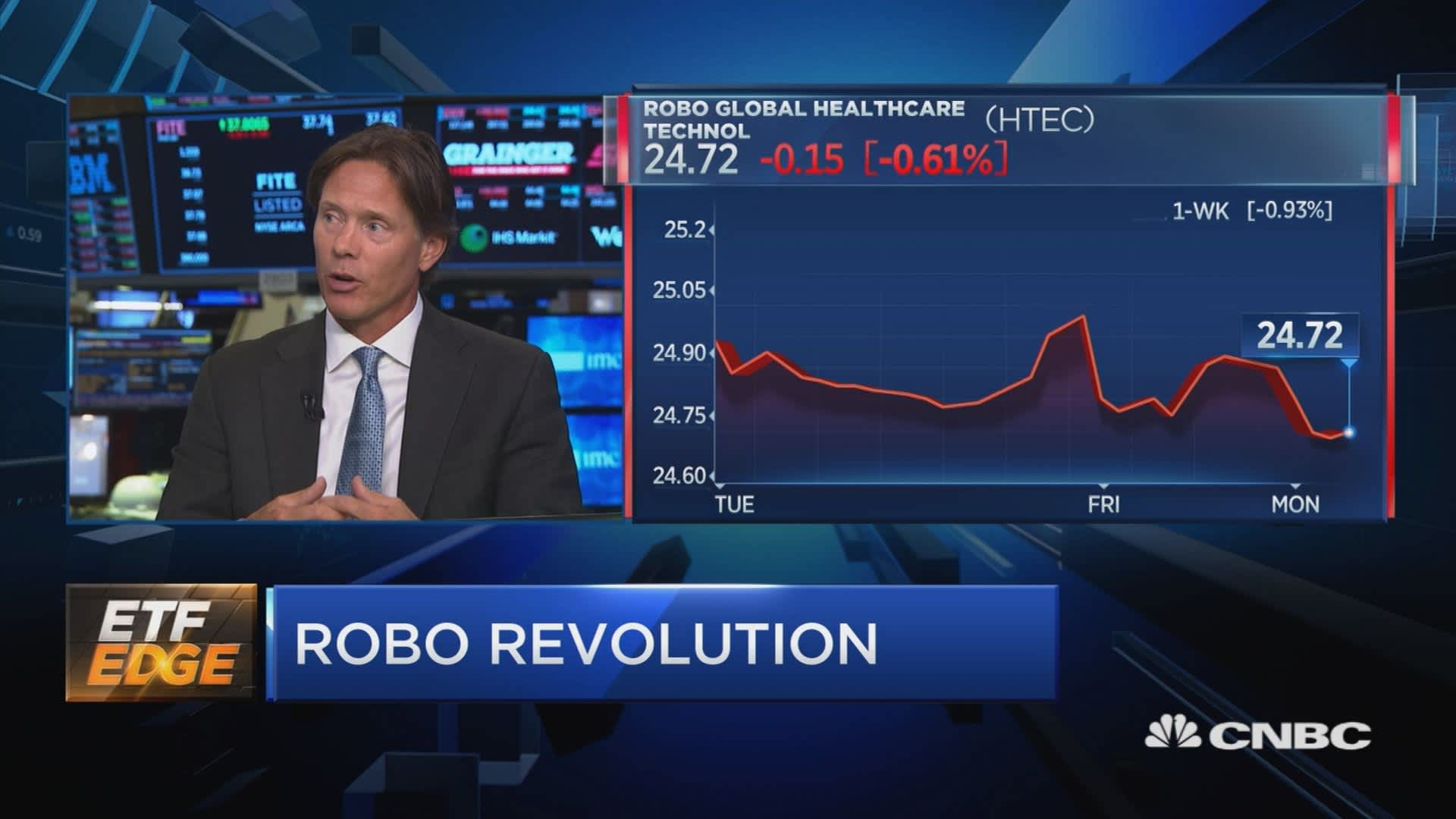 Here's how you can profit from the rise of the robots