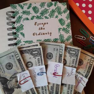 Kristy Epperson Cash Budget