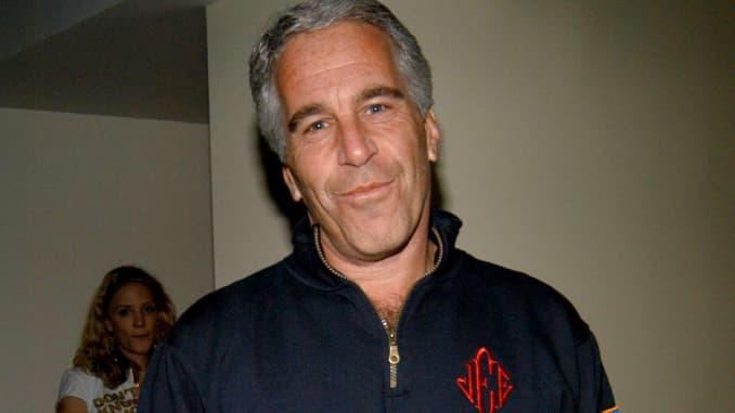 GP: Jeffrey Epstein