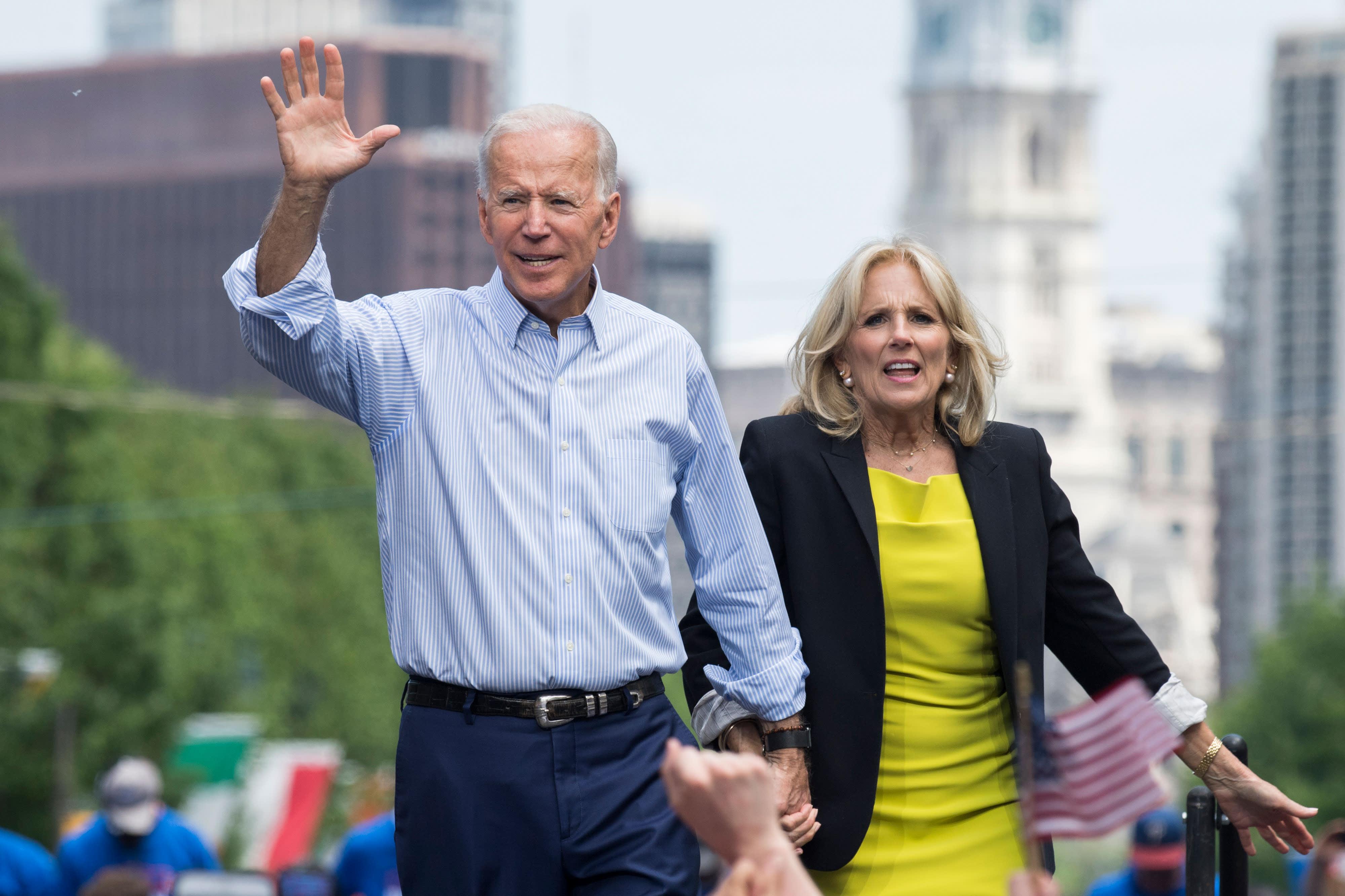 Joe Biden releases 2019 tax returns ahead of presidential debate – CNBC