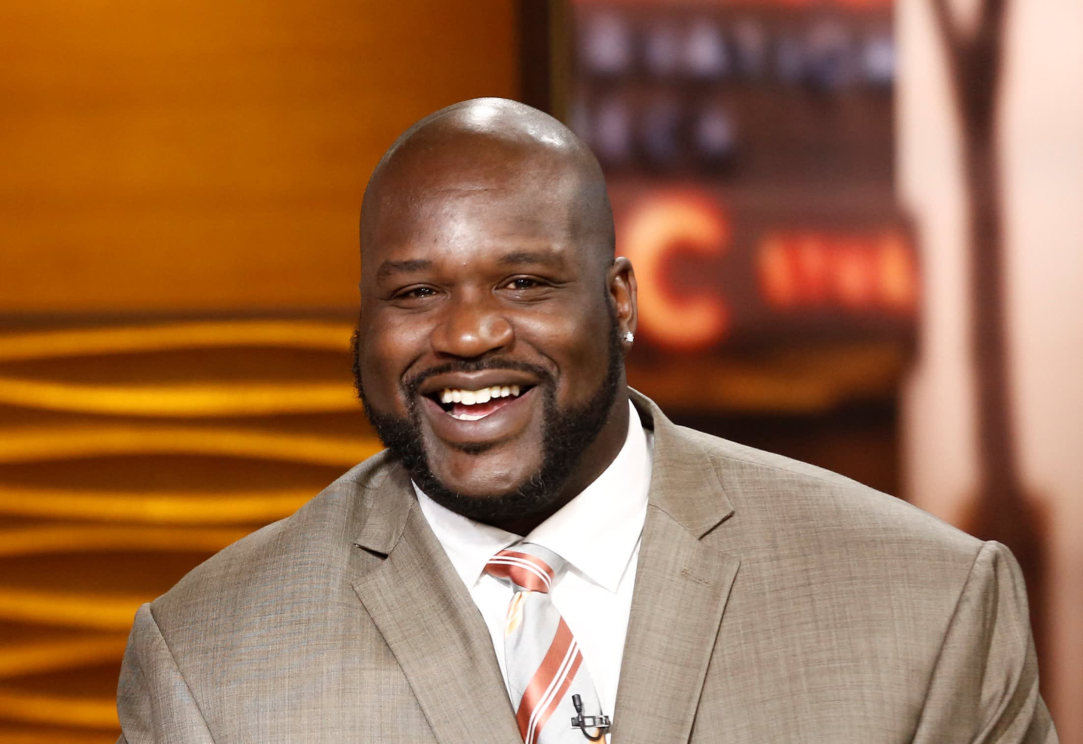 Shaq: As soon as I started investing like Jeff Bezos, 'I probably quadrupled what I'm worth'