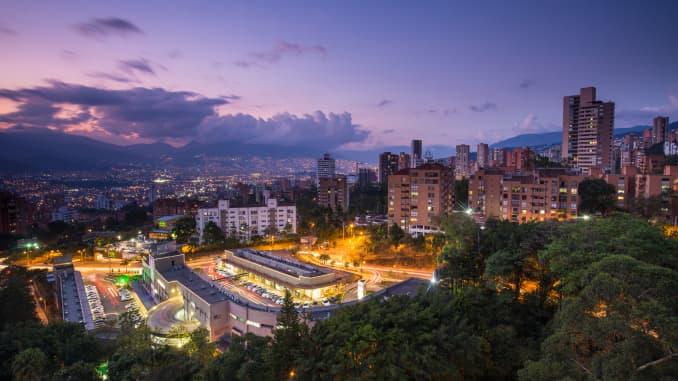 GP: Medellin