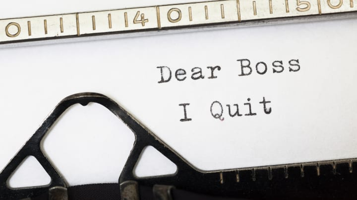 A third of US workers seriously considered quitting their job in the last 3 months. Here's why