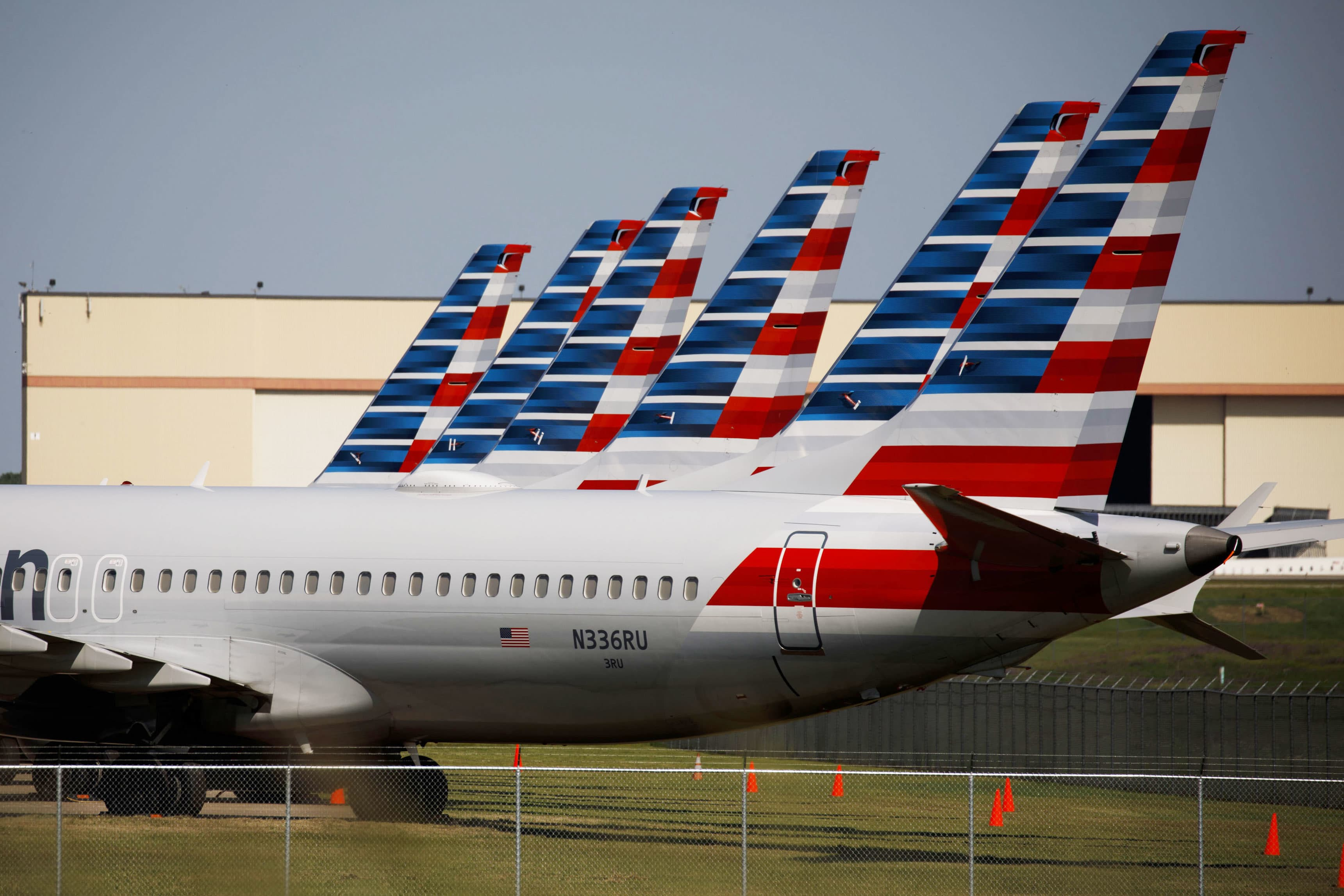 American Airlines: Boeing 737 Max grounding cost it $185
