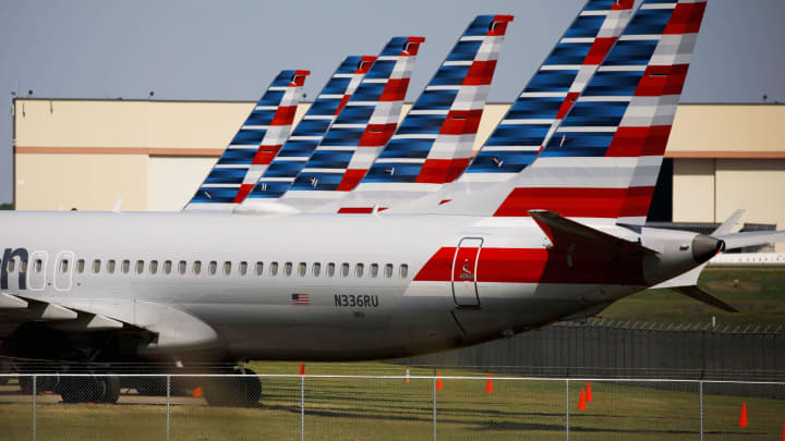 American Airlines says Boeing 737 Max grounding cost it $185 million in the second quarter