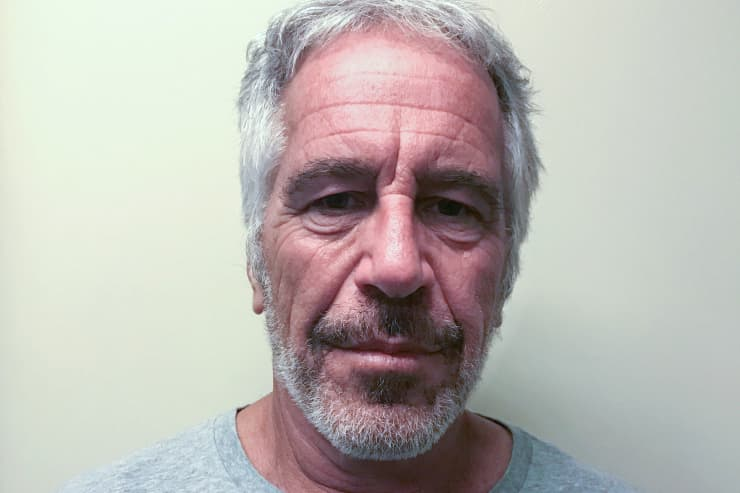 RT: Jeffrey Epstein 190328