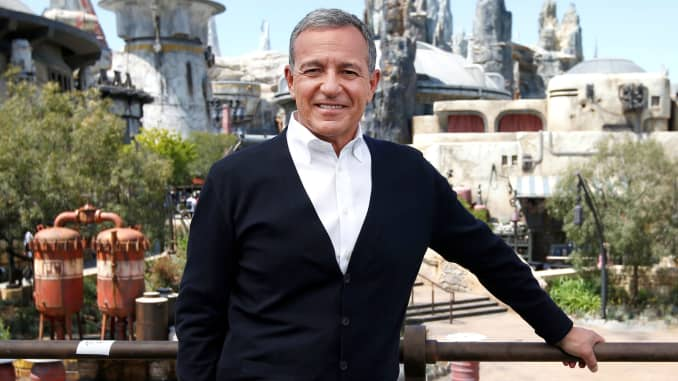 RT: Robert Iger, Disney 190529