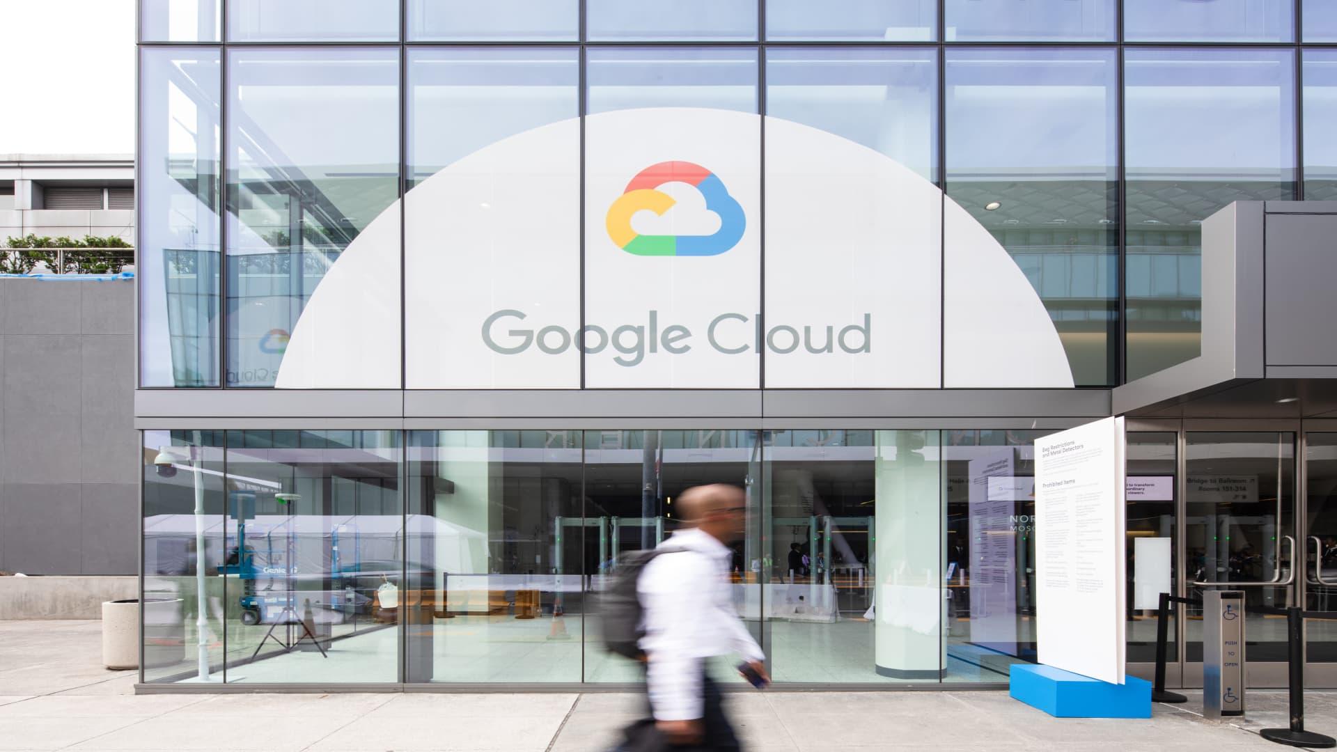 Google Cloud headquarters sits in Sunnyvale, California.