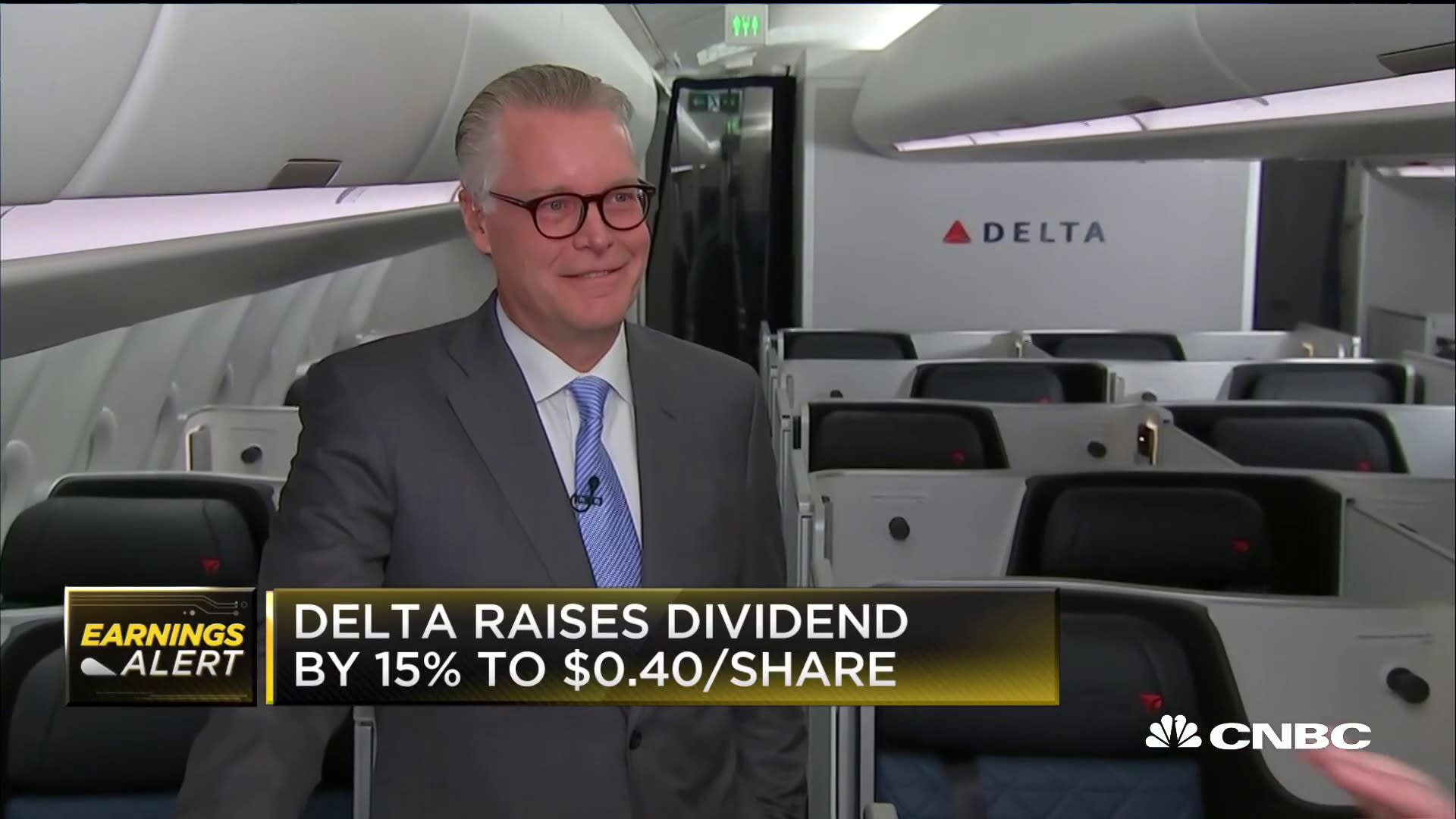 Delta raises 2019 profit outlook on strong demand as rivals grapple with Boeing 737 Max grounding