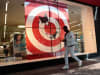A pedestrian walks past a Target store in Chicago, Illinois.