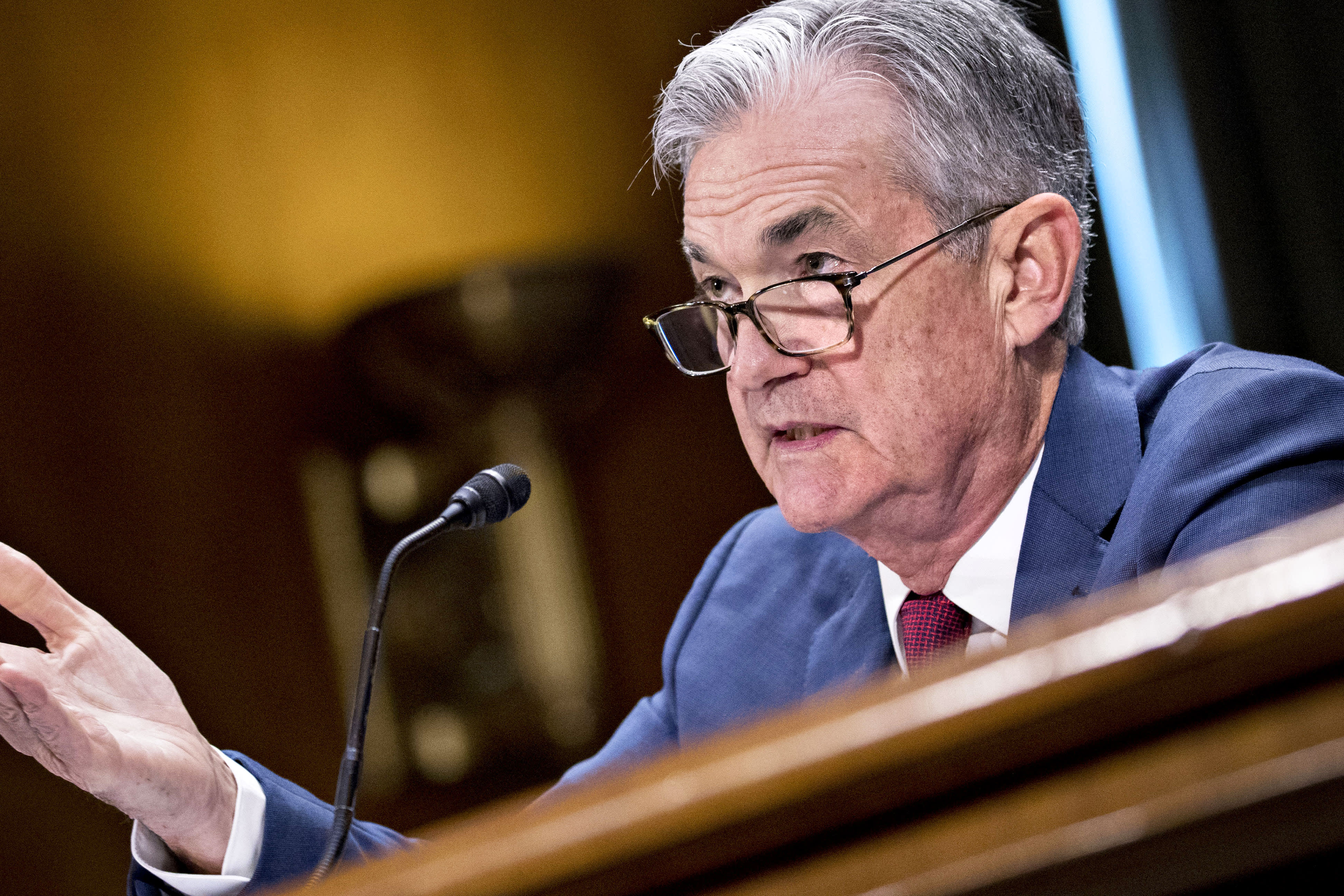 Watch day two of Fed Chairman Jerome Powell's testimony to Congress - CNBC thumbnail