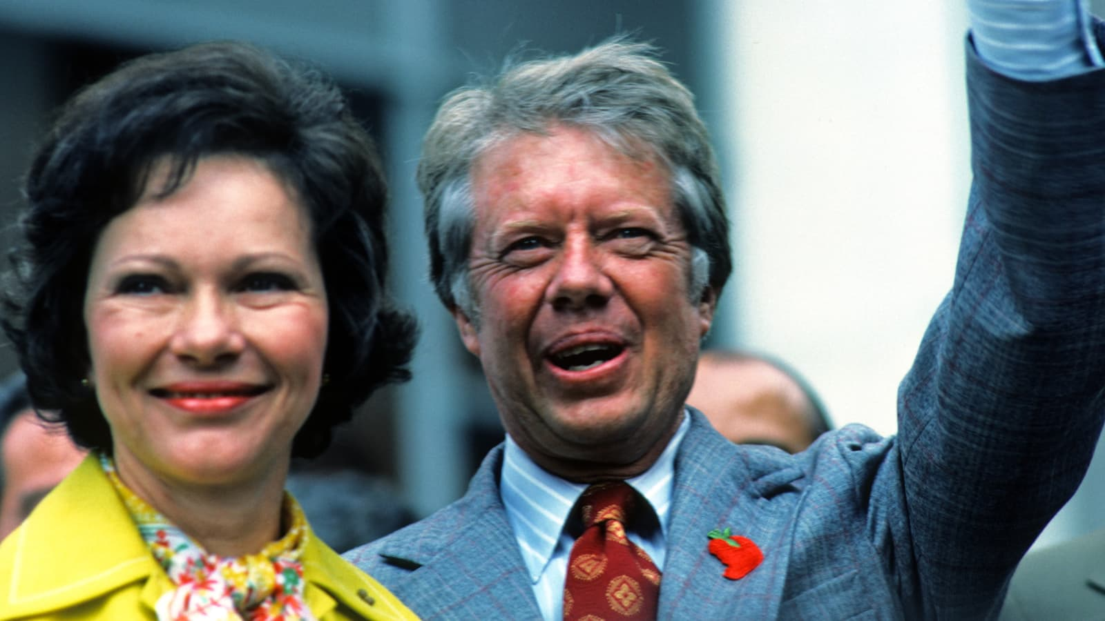 Jimmy And Rosalynn Carter Share Keys To A Successful Marriage