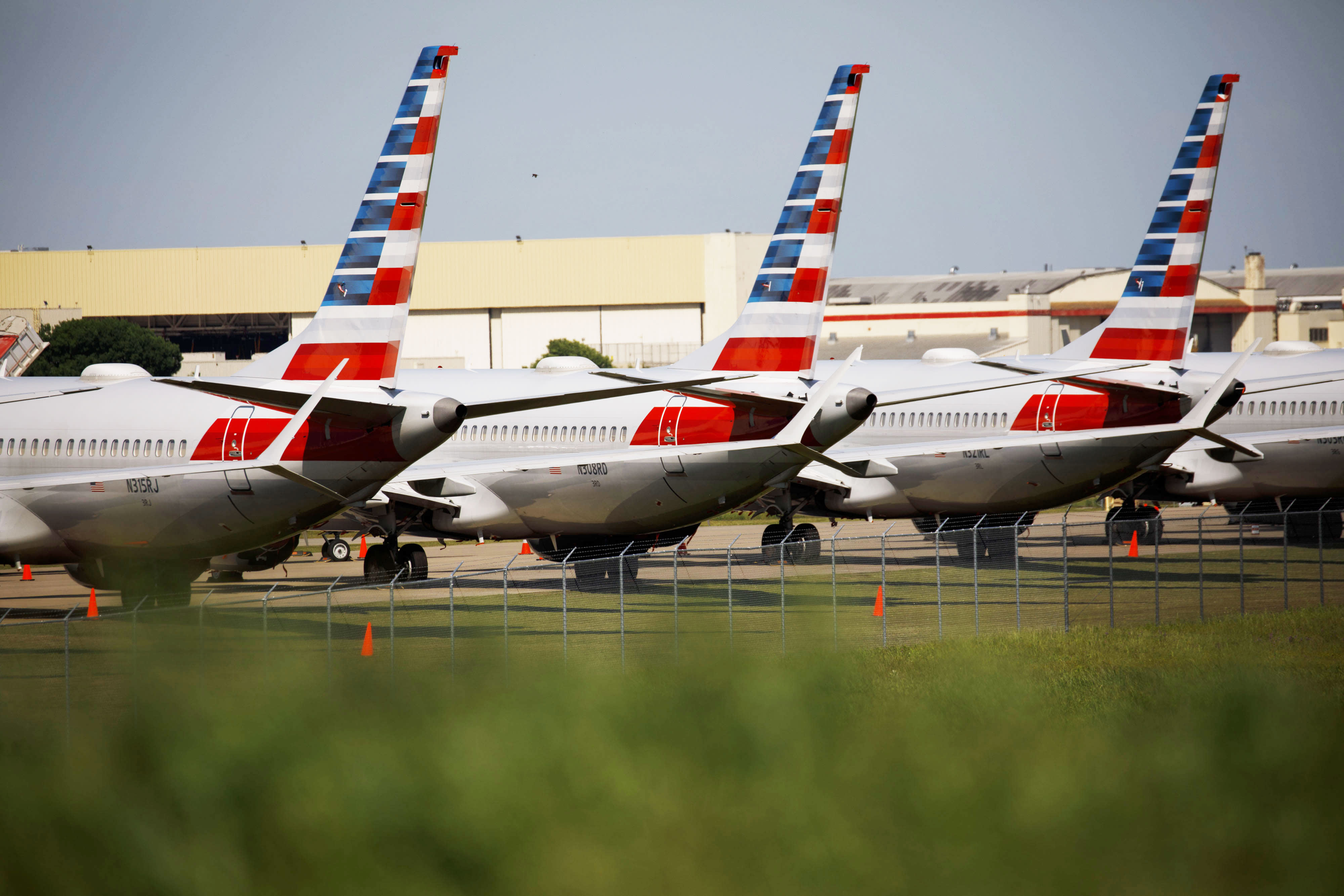 American Airlines removes Boeing 737 Max from schedules