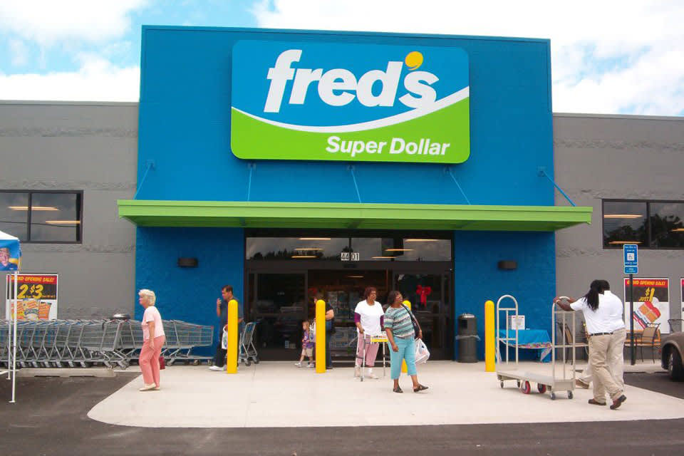 freds dollar store christmas hours