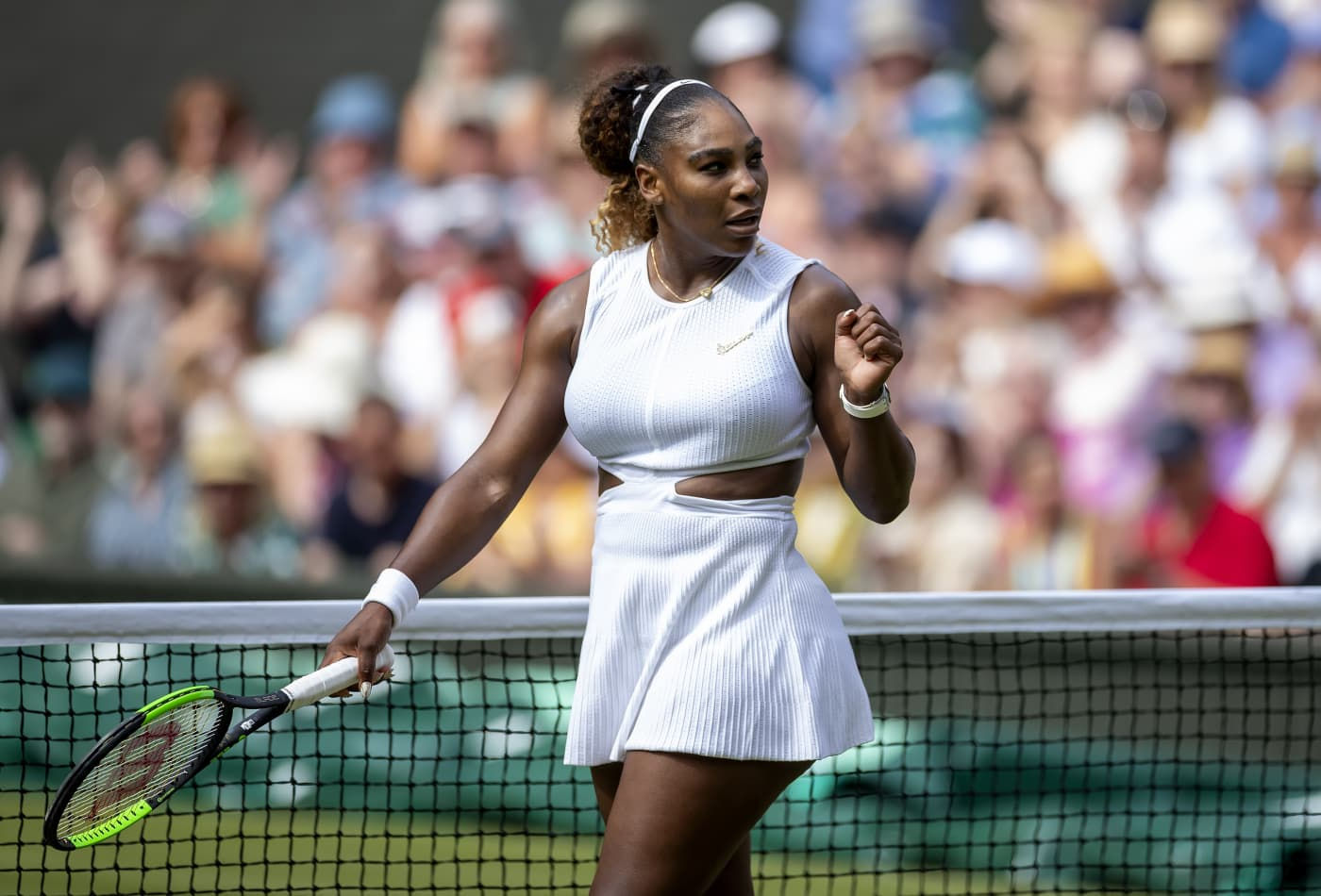 "My Age And My Last Name Caused Controversies"" - Serena Williams ..."
