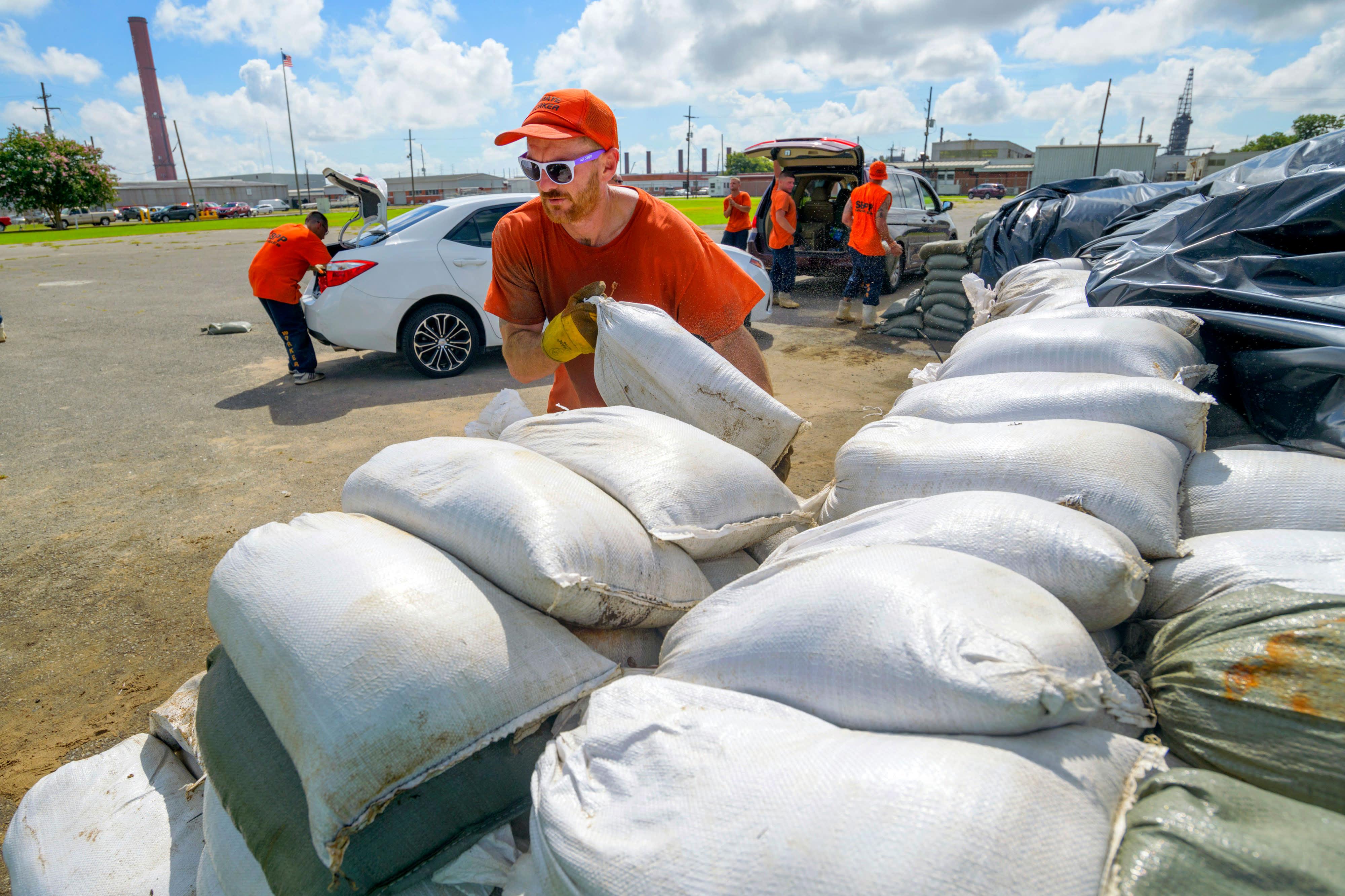 Louisiana's post-Katrina flood defenses put to test as Barry approaches