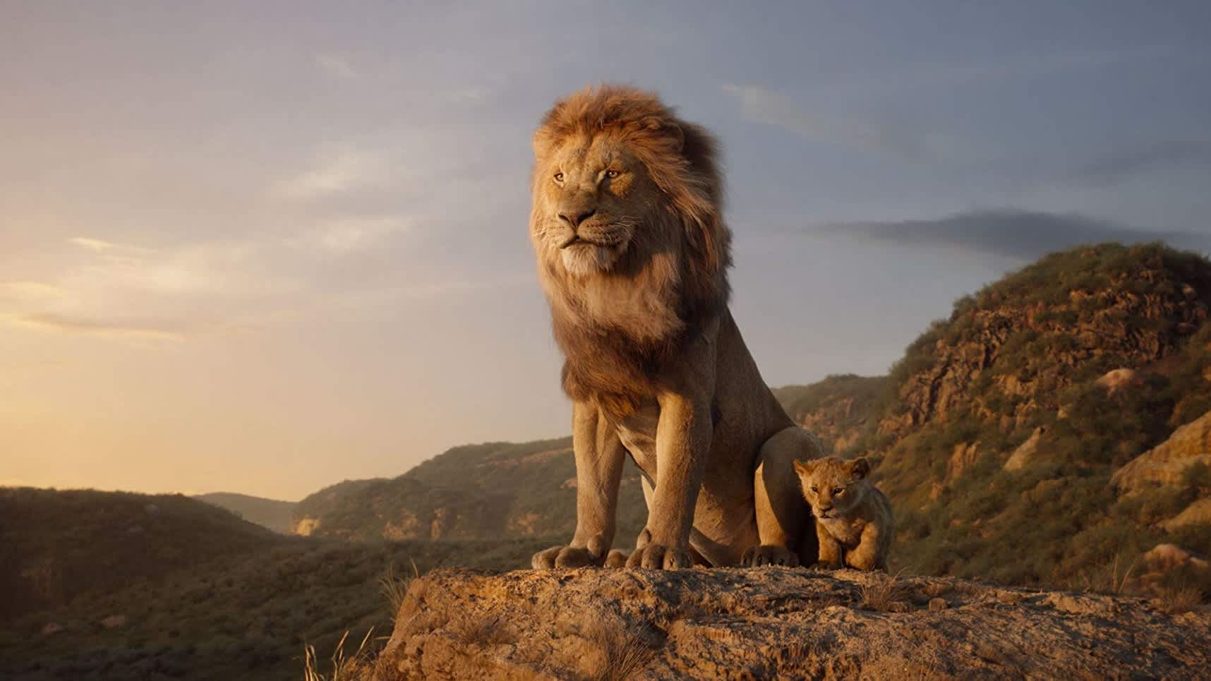 Disney's 'The Lion King' tops $1 billion at the box office thumbnail