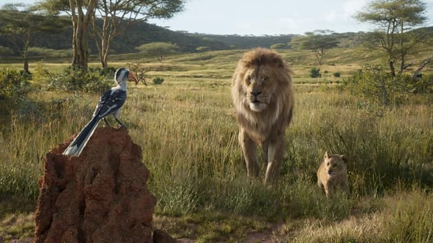Disney's 'The Lion King' hauls in $54.7 million in China debut, higher than the