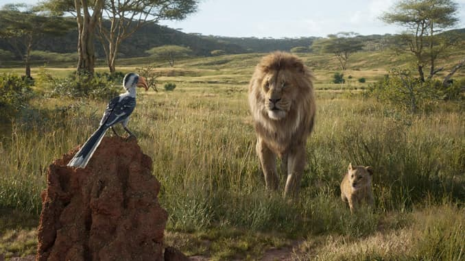 Disneys The Lion King Hauls In 547 Million In China Debut