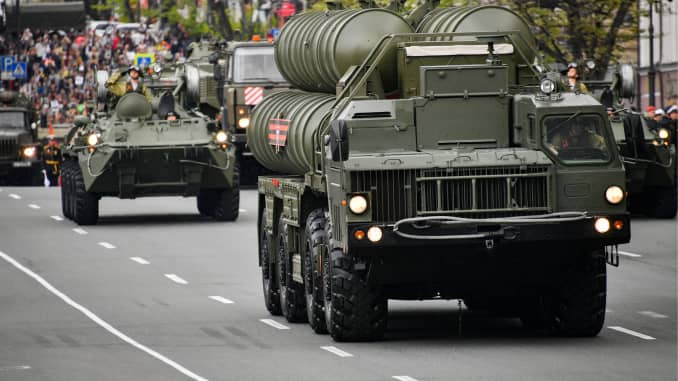 How US sanctions on Turkey over Russian S400 deal could backfire