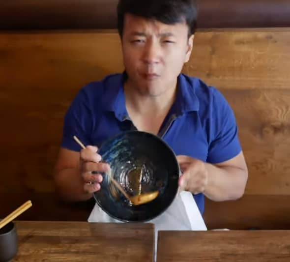 'Strictly Dumpling' YouTuber Mike Chen's best and 'most expensive' food day ever