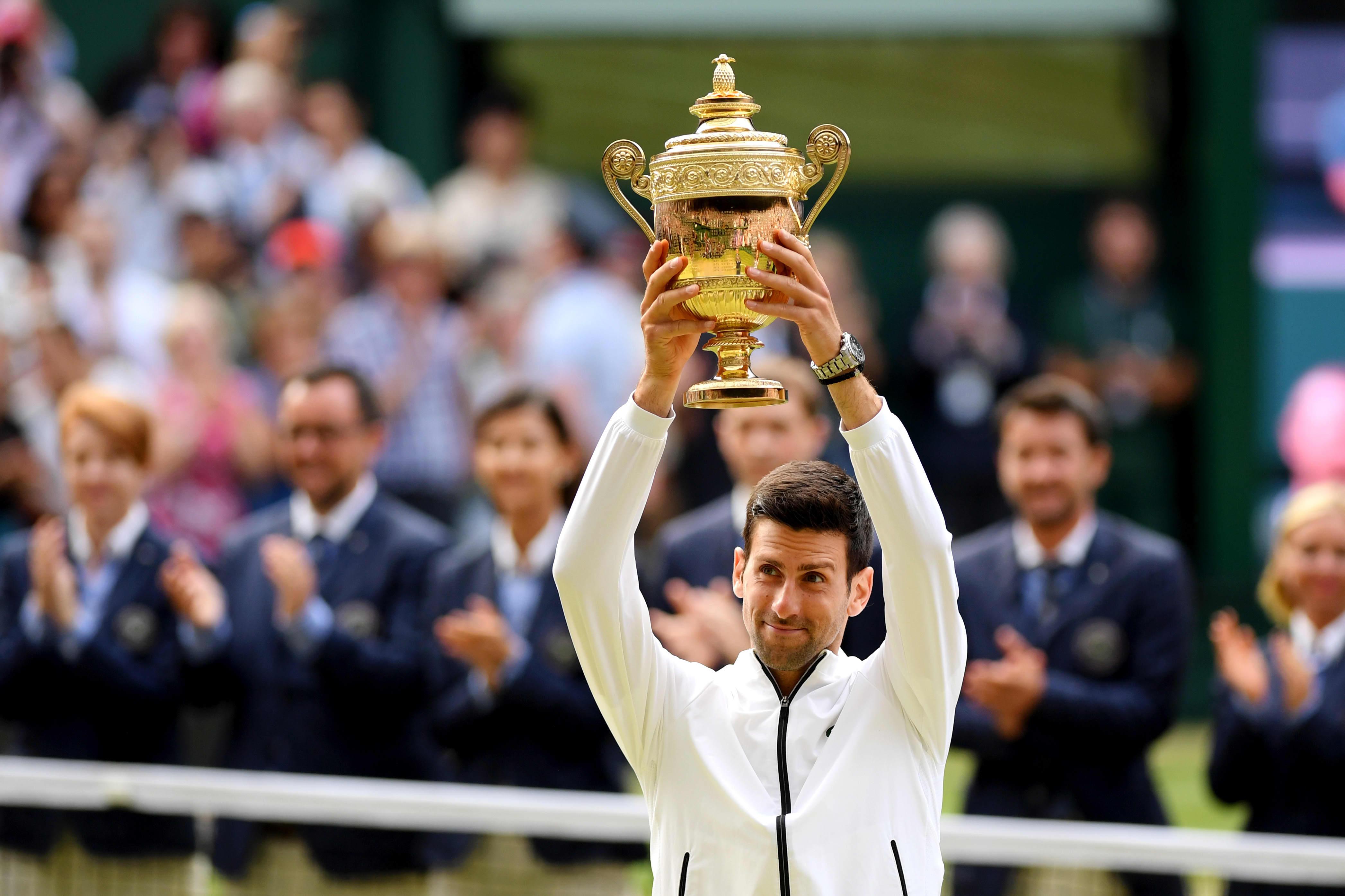 Wimbledon 2020 tennis championships canceled due to coronavirus