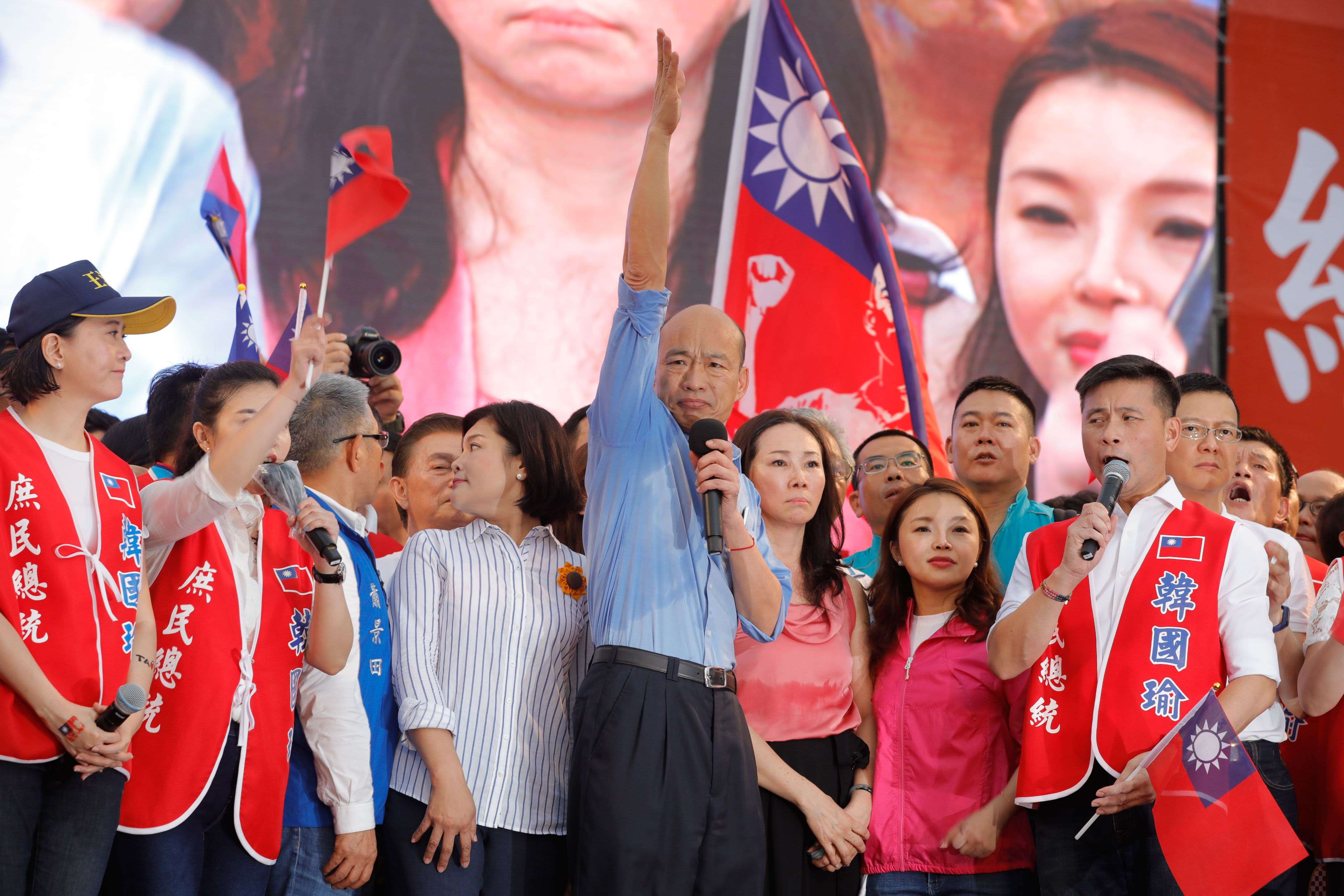 Taiwan opposition party picks pro-China mayor for 2020 presidential race thumbnail