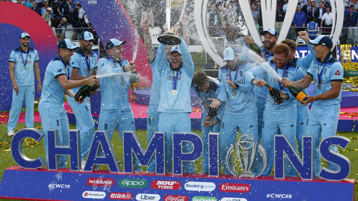 England cricket team turn embarrassment to victory with dramatic World Cup win